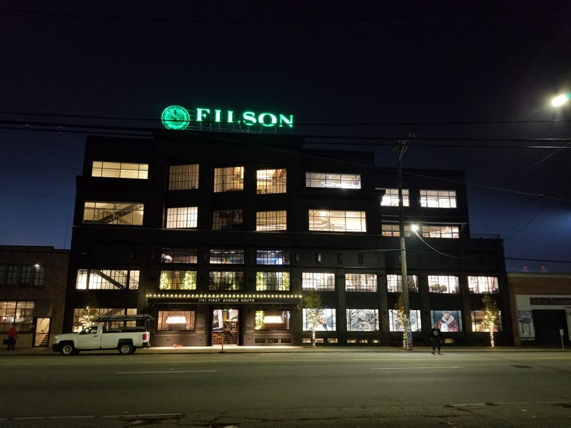 Illustration for article titled Filson HQ is a very cool place.