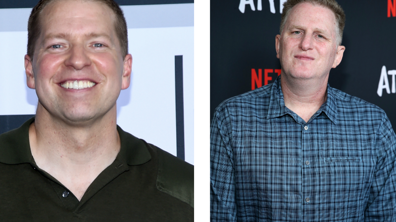 Gary Owen (Michael Buckner/Getty Images for BET); Michael Rapaport (Jonathan Leibson/Getty Images for Netflix)