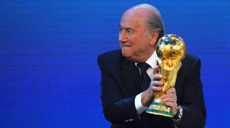 Illustration for article titled The USMNT Should Boycott The 2022 World Cup