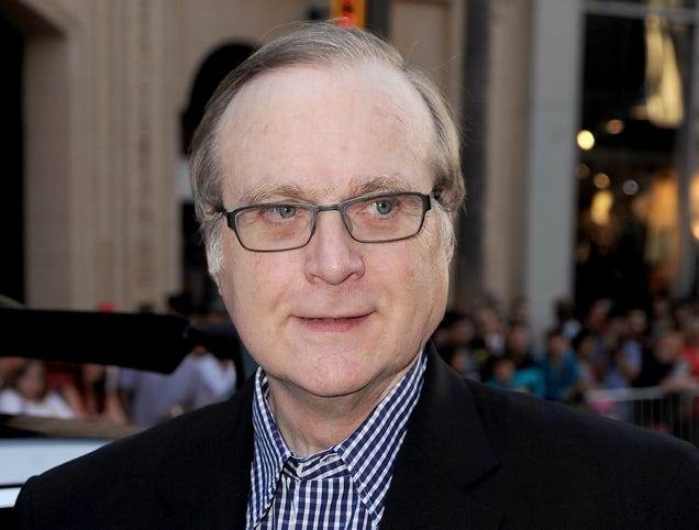 Paul Allen To Leave $10,000 To Everyone Who Shares This Post