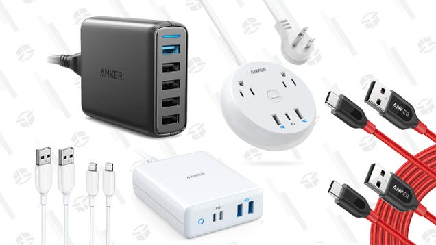 Save Big on Anker Charging Accessories Thanks to Today s Gold Box