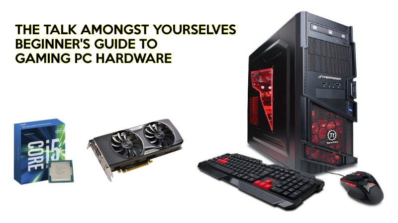 Illustration for article titled The TAY Beginner's Guide to Gaming PC Hardware *UPDATED*