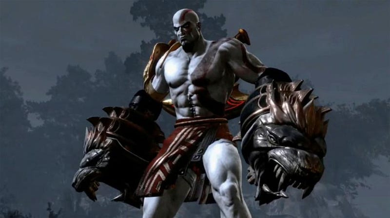 Illustration for article titled Jaffe: Continue To Wait For God Of War III's Visual Awesomeness