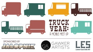 """Illustration for article titled Help us make our New York City food truck """"meat-up"""" a reality"""