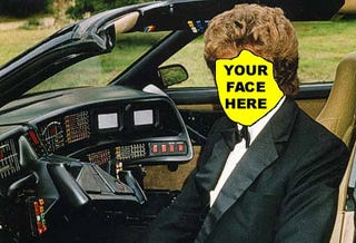 Illustration for article titled Want To Own KITT? For You, Only $149,995!