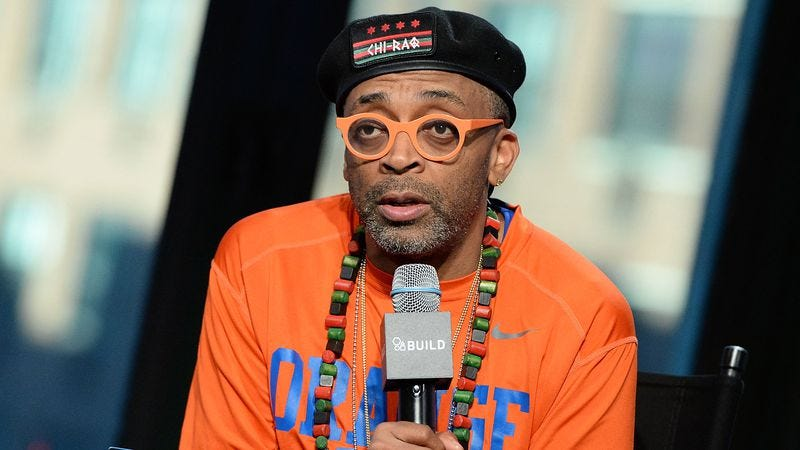 Spike Lee (Credit by: Getty Images)
