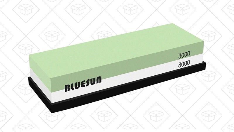 Knife Sharpening Sharpener Stone | $15 | Amazon