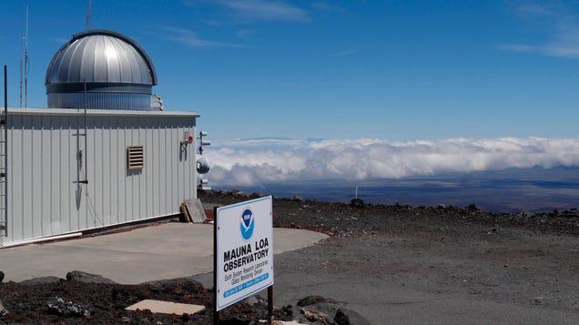 Despite Pandemic Lockdowns, We Broke a Carbon Dioxide Record