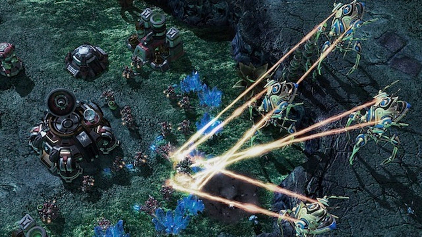 Why StarCraft II Still Doesn't Support Local Multiplayer