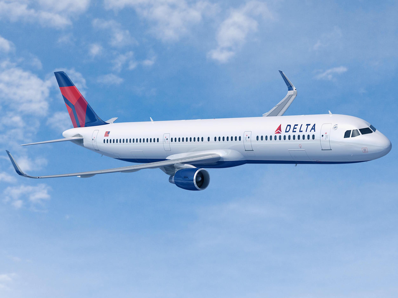 Illustration for article titled Delta orders 100 A321neo with 100 more options