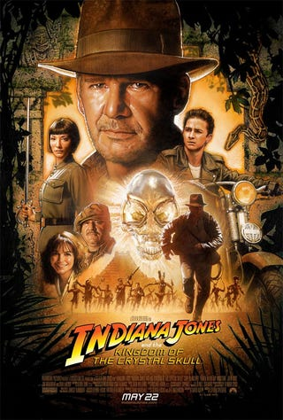Illustration for article titled GAC: Indiana Jones and the Kingdom of the Crystal Skull