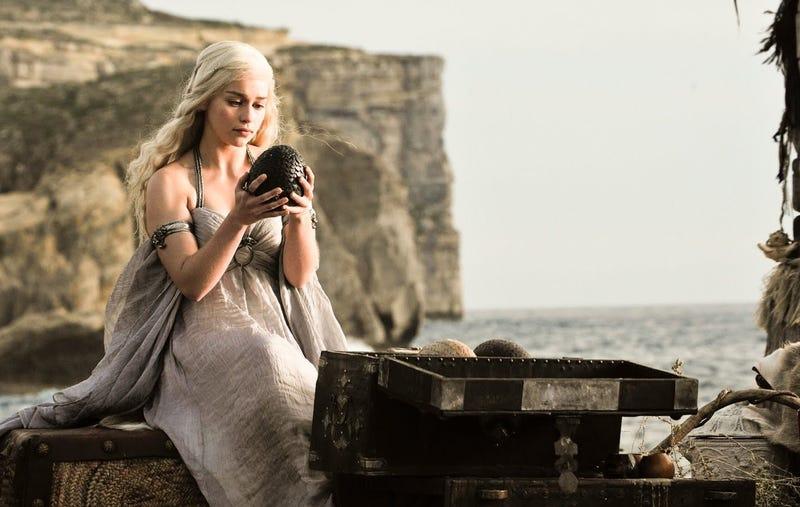 Illustration for article titled Este es el origen de los huevos de dragón de Daenerys Targaryen en Juego de Tronos