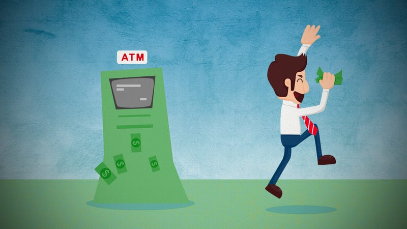Illustration for article titled The Best Banks That Refund ATM Fees