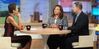 ABC's Robin Roberts talks with Juror B29. (ABC)