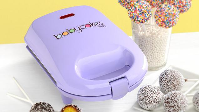 Babycakes Mini Cake Pop Maker | $13 | Amazon