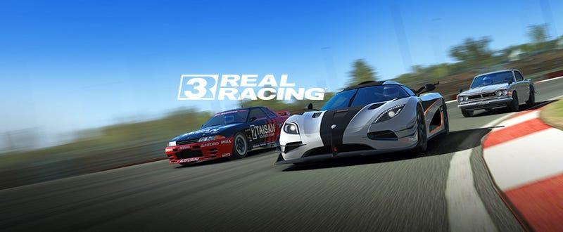 Illustration for article titled The new Real Racing 3 expansion is quite remarkable