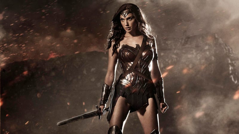 Illustration for article titled New DC Films Include Gal Gadot's Wonder Woman, Amy Adams's Lois Lane