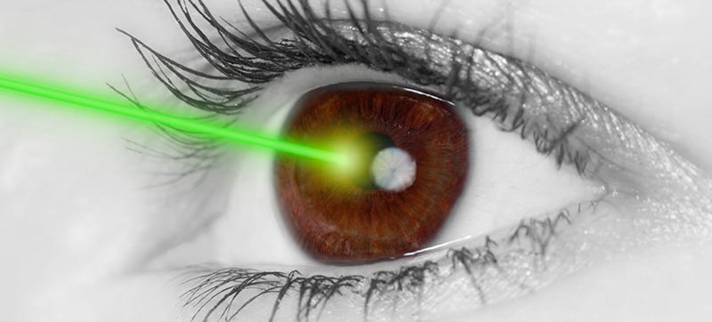 Illustration for article titled New Safety Lasers For 3D Scanners Won't Burn Your Retinas