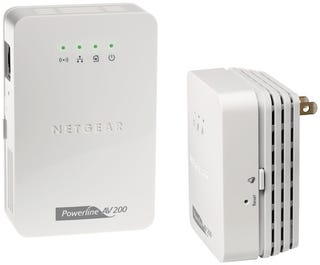 Illustration for article titled Netgear Debuts First Powerline Wireless N Extender