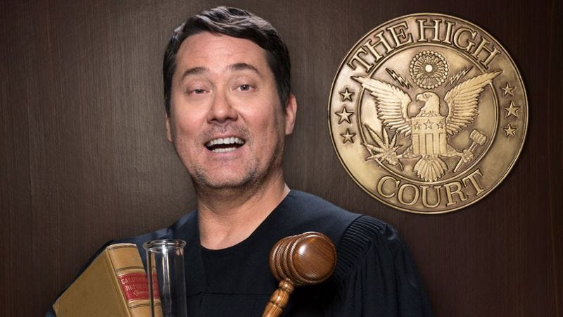 The High Court (Photo: Comedy Central)