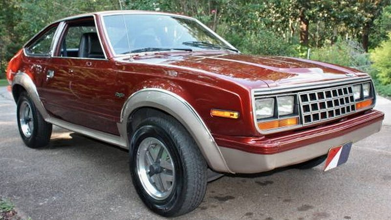 For 4 900 This 1982 Amc Eagle Sx 4 Looks Ready To Fly