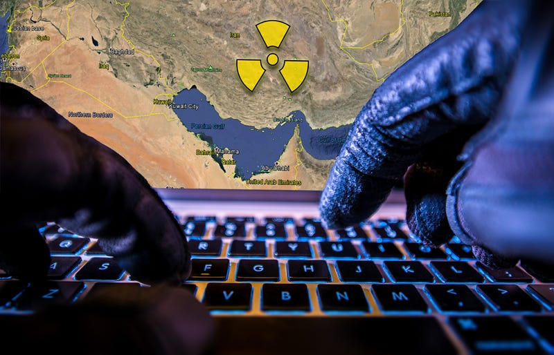 Illustration for article titled 'Nitro Zeus' Was A Massive Cyber Attack Plan Aimed At Iran If Nuclear Negotiations Failed: Report