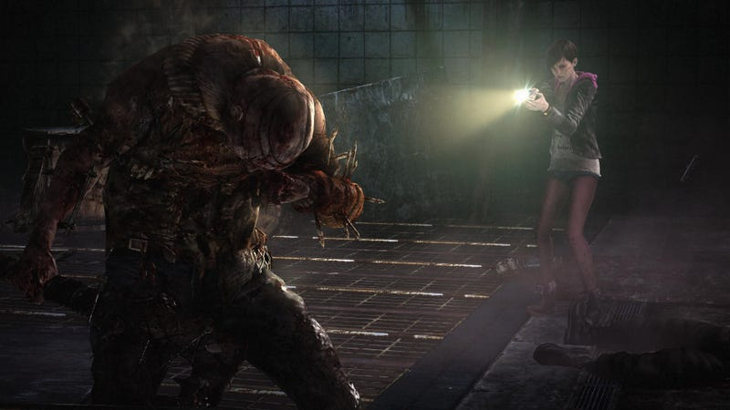 Illustration for article titled Resident Evil Revelations 2 Isn't Off To A Great Start