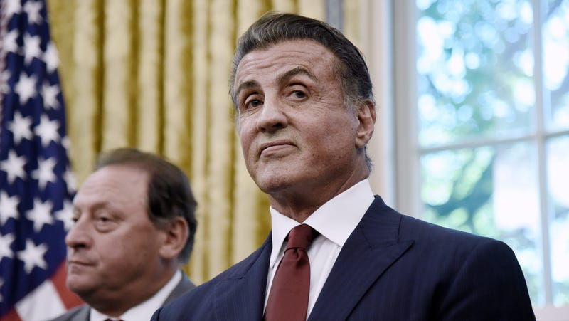 Illustration for article titled The Los Angeles DA is investigating sexual assault allegations against Sylvester Stallone