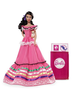 Illustration for article titled Mexican Barbie... what could go wrong?!