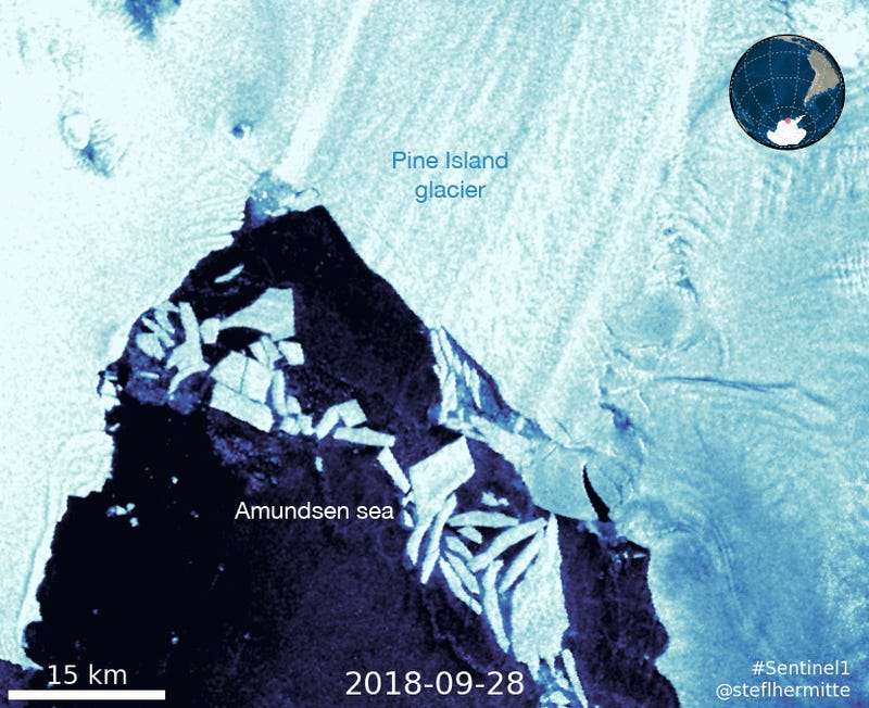 An Iceberg Five Times the Size of Manhattan Just Popped off West Antarctica