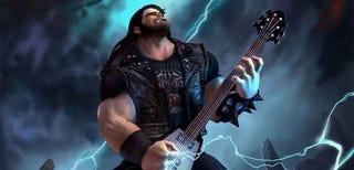 Illustration for article titled Tim Schafer On Brutal Legend DLC, Patches