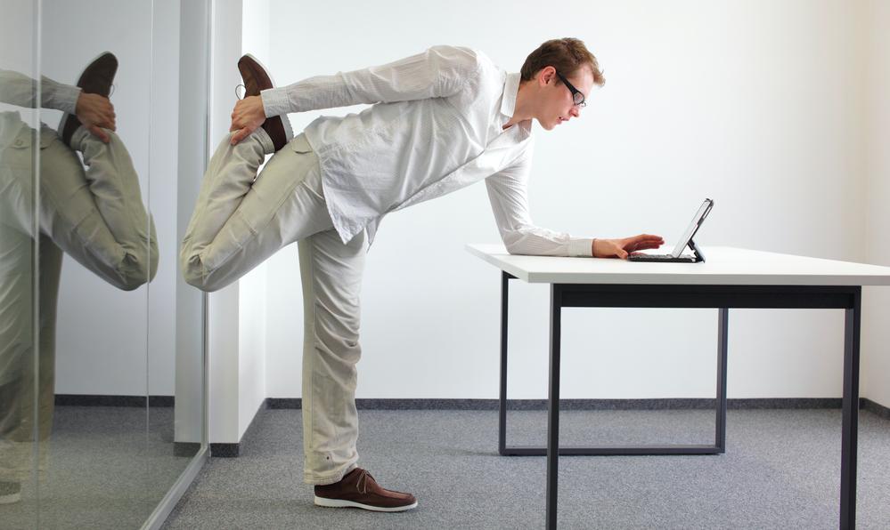 Standing Desks Are Mostly Bullshit