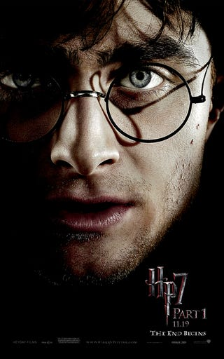 Illustration for article titled Harry Potter and the Deathly Hallows Pt. 1 won't be in 3-D after all