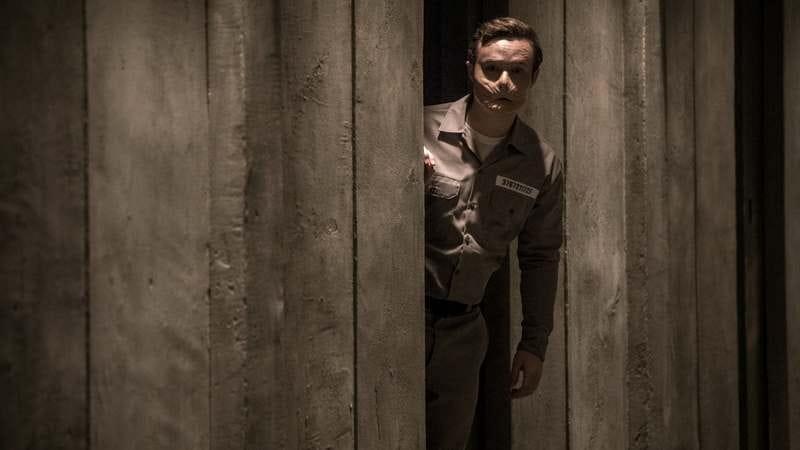 Ian Colletti stars as Arseface in Preacher (Skip Bolen/AMC/Sony Pictures Television)