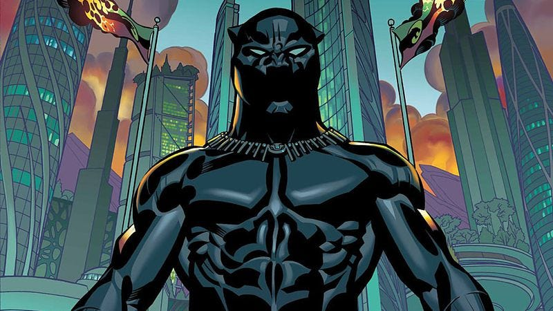 Illustration for article titled Marvel wises up, hires Ta-Nehisi Coates to write Black Panther comic