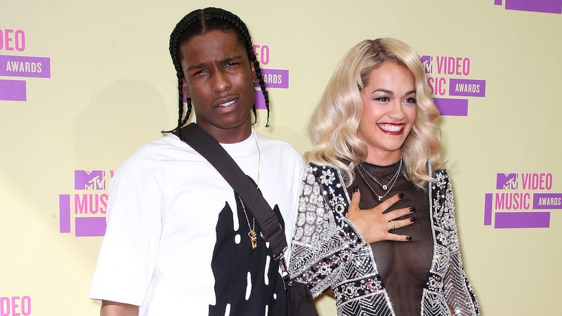 Illustration for article titled ASAP Rocky Realizes His Rita Ora Diss Was 'Tasteless'