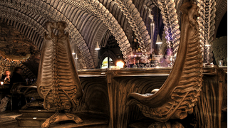Illustration for article titled We could be getting our own H.R. Giger bar in the United States!