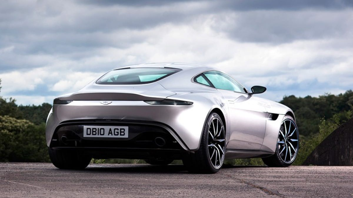 Aston Martin Is Finally Going To Build James Bond S Db10 As The Next
