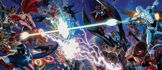 Illustration for article titled Everything Dies: An Explanation for Secret Wars (2015)