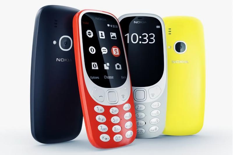 El Nokia 3310 regresa tras 17 años, y solo costará 49 euros