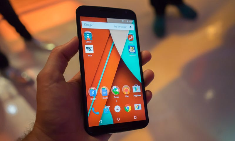 Nexus 6, primeras impresiones: grande en más de un sentido