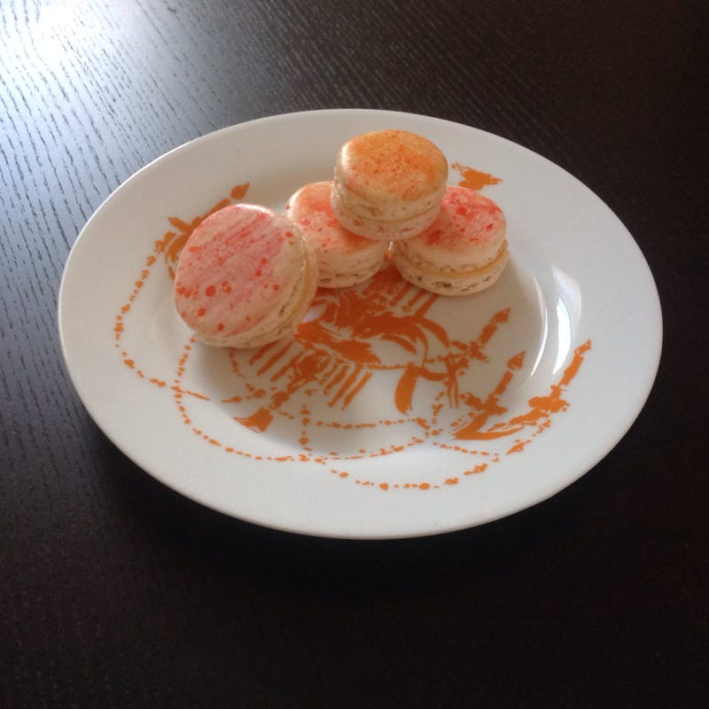 Illustration for article titled The problem with making macarons...