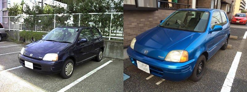Illustration for article titled Japanese Honda Logo Repair Blog