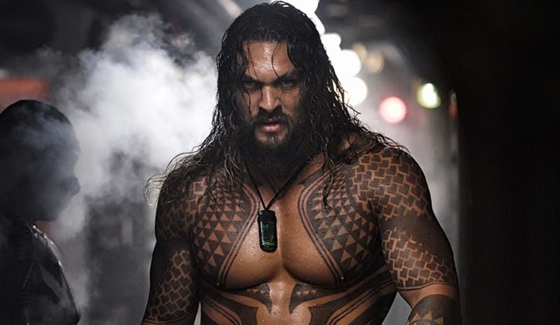 Jason Momoa will be back as Aquaman in 2022.