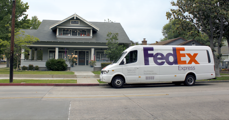 Illustration for article titled FedEx Expands Zero Emissions Fleet With 1,000 New Chanje Electric Vans