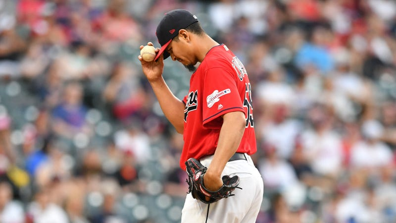 Illustration for article titled Indians' Carlos Carrasco Has Leukemia