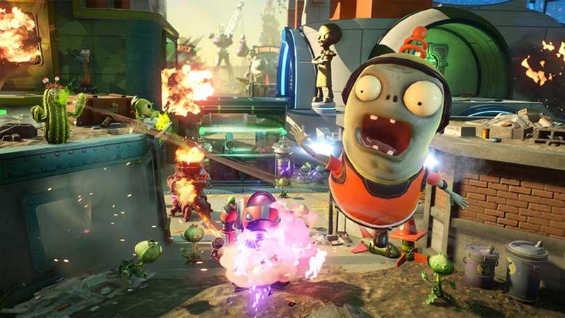 Illustration for article titled Plants vs. Zombies Garden Warfare 2Headlines March's Xbox Live Games With Gold