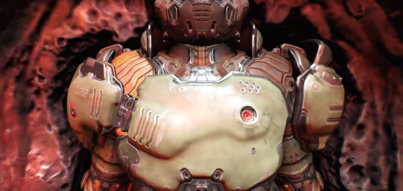 The Wild Theory That Connects All The Doom Games