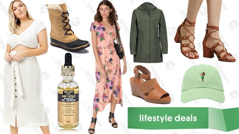 Illustration for article titled Tuesday's Best Lifestyle Deals: Marmot, & Other Stories, Forever21, Sorel, and More