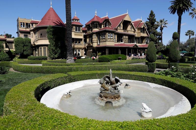 La mansión Winchester. AP